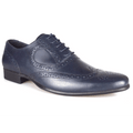 Red Tape M1904607-41 Red Tape Carlow Men's Leather Brogue Shoes Navy / EU-41