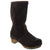 Sanita 458899-55-37 SANITA Christina Wood Fur Boot (37 only) Dark Brown / EU-37