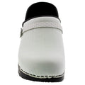 Sanita 456836K-1-26 SANITA GITTE Double Trouble Kid's Clogs White / EU-26