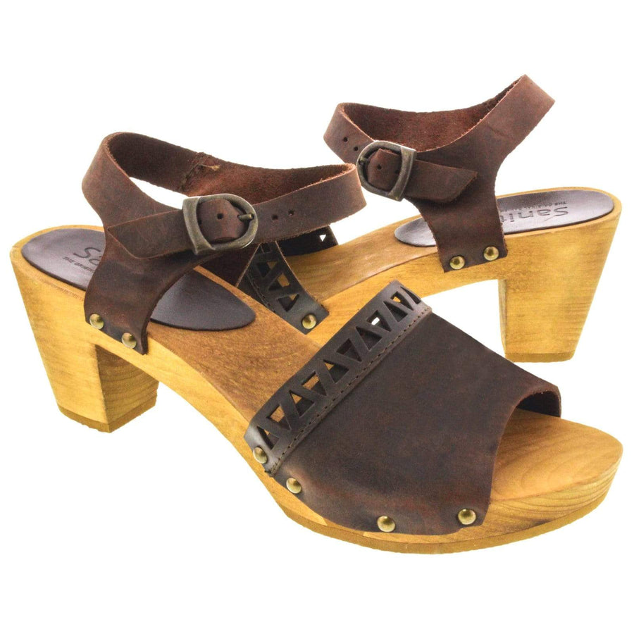 Sanita 38-464 Sanita Limited Edition 38-464 Brown / EU-38
