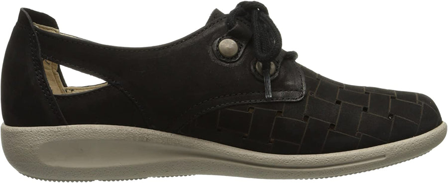 Sanita SANITA Women's Fortune Comfort shoes in Nubuck Leather