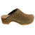 Sanita SANITA Women's Wood Classic Sirkit Open Back Full Grain Leather Clog (2nd)