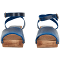 Sanita SANITA Yoleen Wood Flex Sandal in Vintage Leather (2nd)
