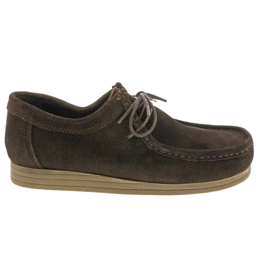 Trappeur Trappeur Men's David Suede Chukka Walking Shoes
