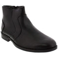 WALKING 1405172041-43 WALKING Men's Lukas Casual Boot Black / EU-43