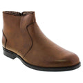 WALKING 1405272041-41 WALKING Men's Lukas Casual Boot Brown / EU-41