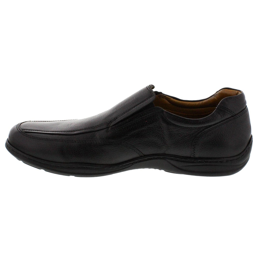 WALKING WALKING Men's Nathaniel Leather Slip On Shoes