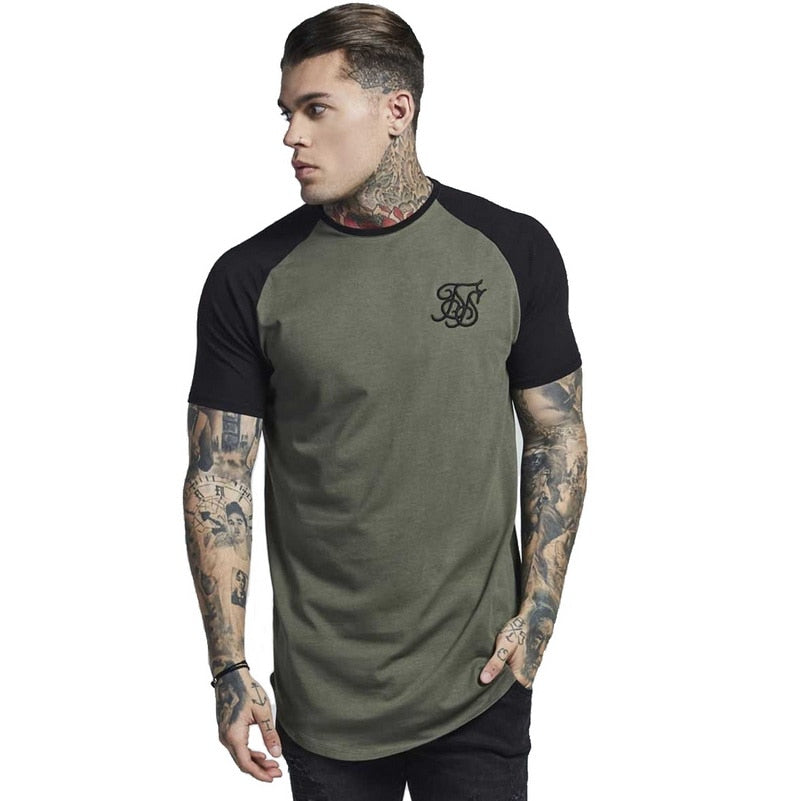 T-Shirt For Men O-Neck Short Sleeves