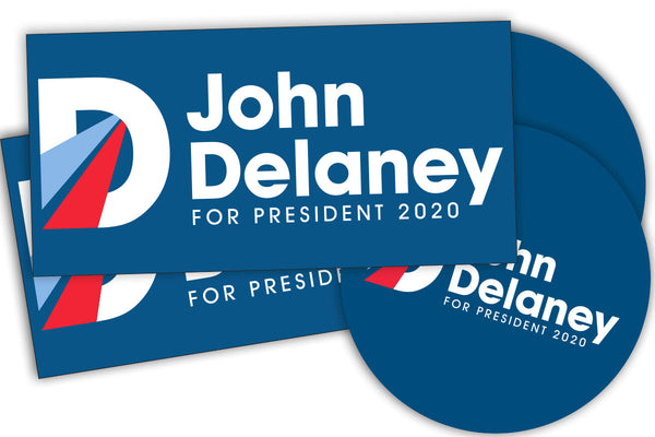 The Delaney Promo Pack