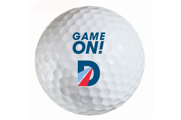 Game On! Golf Ball (Pack of 3)