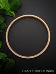 Wooden Hoops (Set of 2)