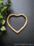 Heart Wreath Rings (Set of 2)