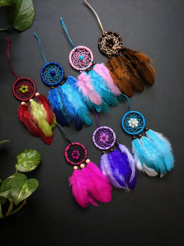 Car Hanging Dreamcatchers