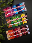 Doli - Cotton Embroidery Threads (Pack of 100 skeins)