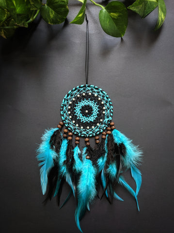 Emerald Love Dreamcatcher