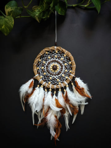 Wooden Beauty Dreamcatcher