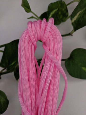 Baby Pink - 4mm Nylon Knot Macrame Thread