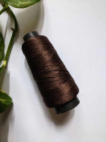 Brown - Cone Thread (100 meters)