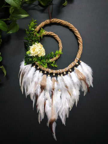 Floral Woods Dreamcatcher