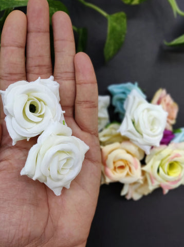 White - Mystic Rose (2 Pieces)