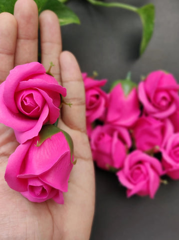 Pink - Scented Rose (2 Pieces)