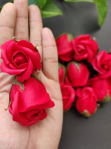 Red - Scented Rose (2 Pieces)