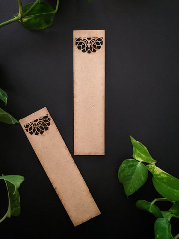 Mandala Bookmark MDF Base (Pack of 2)