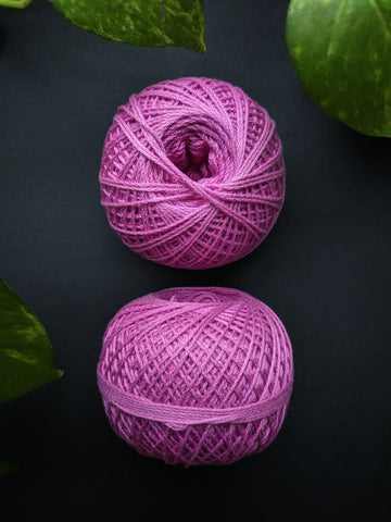 Mauve - Crochet Thread (40gm)