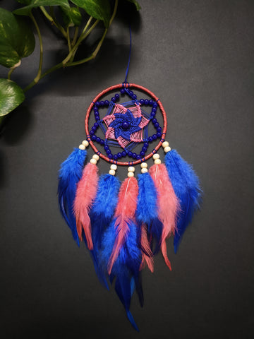 Midnight Blue Dreamcatcher