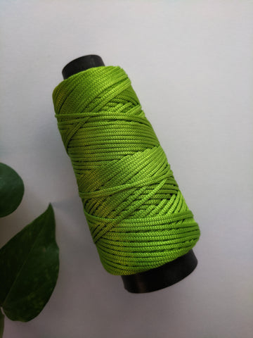 Parrot Green  - Cone Thread (100 meters)