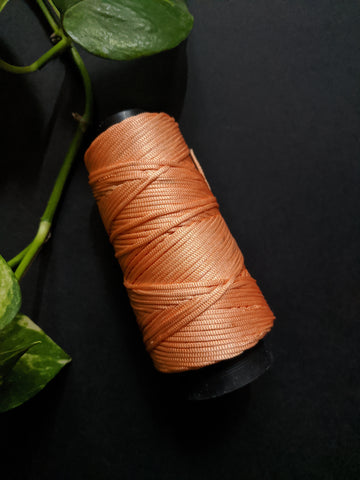 Peach - Cone Thread (100 meters)