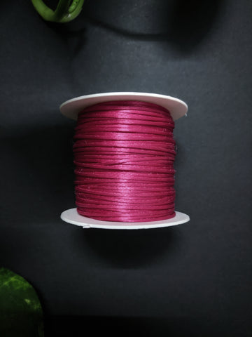 Pink - Satin Thread