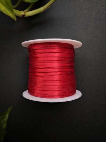 Red - Satin Thread