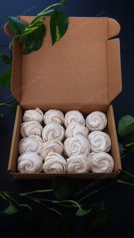 Shell Flowers (Pack of 15)