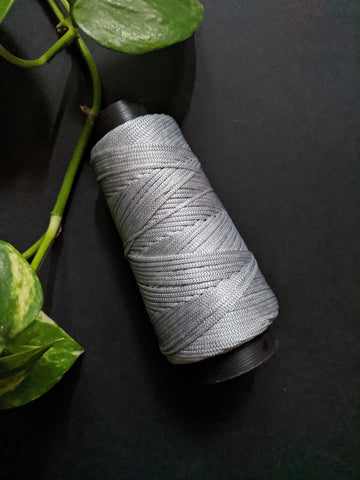Silver - Cone Thread (100 meters)