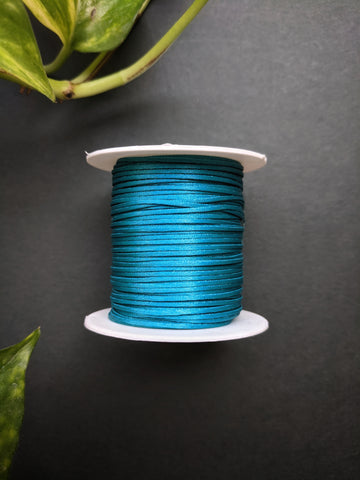 Turquoise - Satin Thread