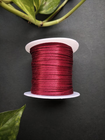 Wine - Satin Thread