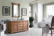 "60"" Savannah Driftwood Single Bathroom Vanity, James Martin Vanities - vanitiesdepot.com"