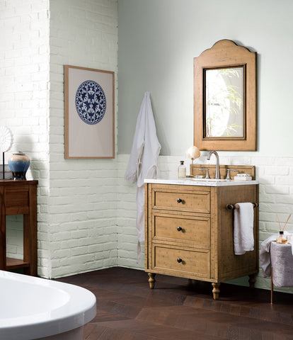 "26"" Copper Cove Single Bathroom Vanity, James Martin Vanities - vanitiesdepot.com"