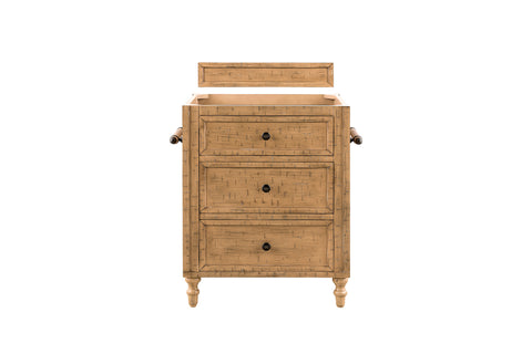 "26"" Copper Cove Single Bathroom Vanity, Driftwood Patina"