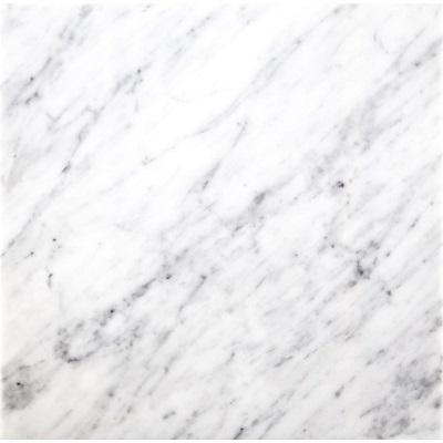 "30"" Carrara White Marble 3CM Rect. Sink, James Martin Vanities - vanitiesdepot.com"