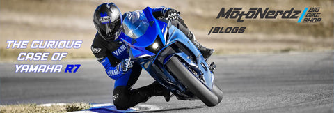 YZF R7 cover