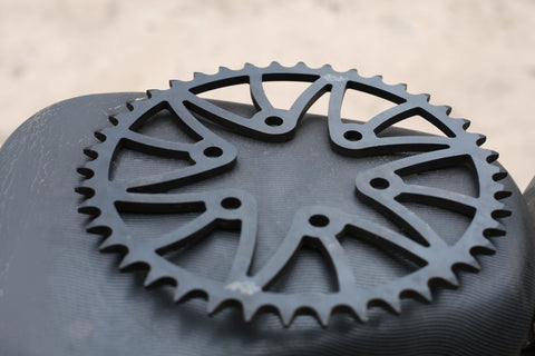 MotoNerdz Performance Sprockets for Royal Enfield Himalayan - 40 Teeth