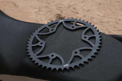 MotoNerdz Performance Sprockets for Hero Xpulse - 40 Teeth