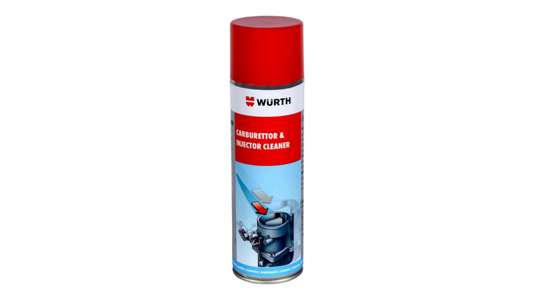 WUERTH CARBURETTOR AND INJECTION CLEANER