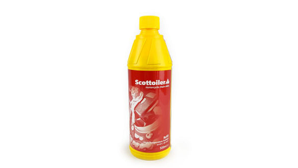 SCOTTOIL HIGH TEMP RED - 500ML