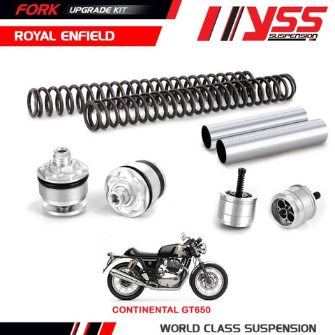 YSS suspension Royal Enfield Interceptor/GT650