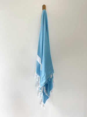 turkish towel seven seas Australia diamond turquoise