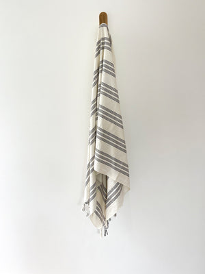 turkish towel seven seas australia monaco monochrome
