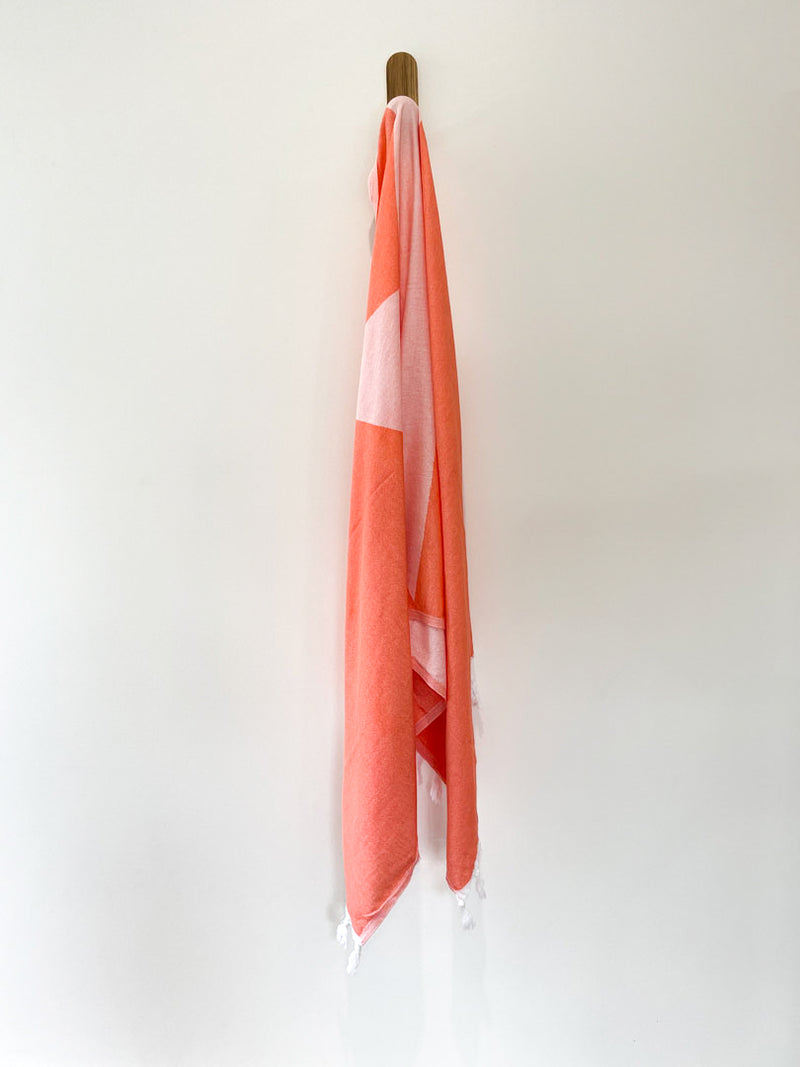 turkish towel seven seas australia star coral